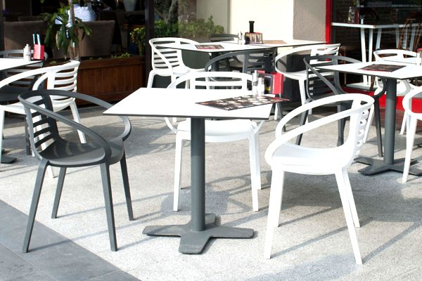 fauteuil de terrasse bar restaurant galiane meubles et mobilier design chaises fauteuils. Black Bedroom Furniture Sets. Home Design Ideas