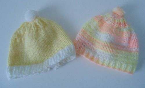 1000+ ideas about Knit Baby Hats on Pinterest Knitted ...