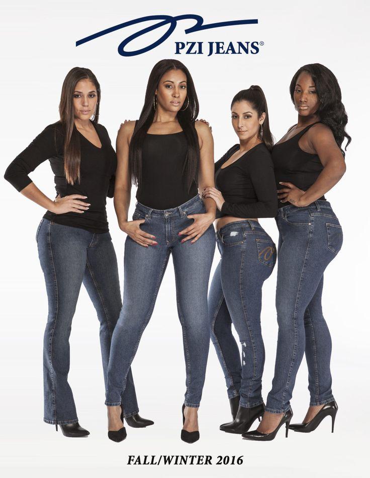 Lookbook: PZI Jeans Fall 2016 - Talking With Tami