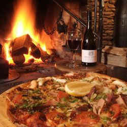 The Cow-Our Queenstown icon. Great fire, great atmosphere, great pizza and pasta!