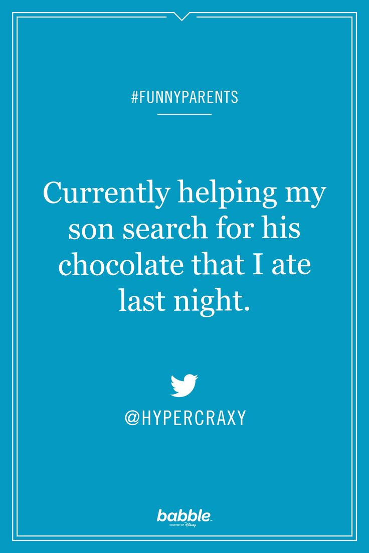 Few people are as funny as parents on Twitter. These are our favorite parenting tweets from the last week.
