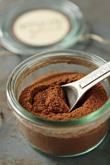 Apple Pie Spice....make your own, it's easy as pie!!