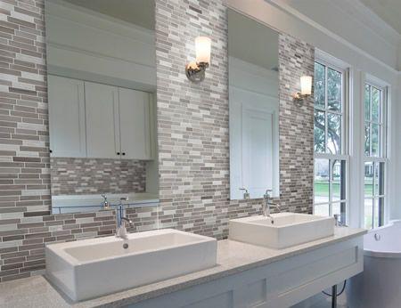 Bathroom Tiling Ideas Grey Google Search