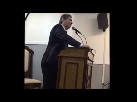 #BrasaSP - Ancião do Século - Palavra Terrível - Isaías 41 #CCB #CCMJ