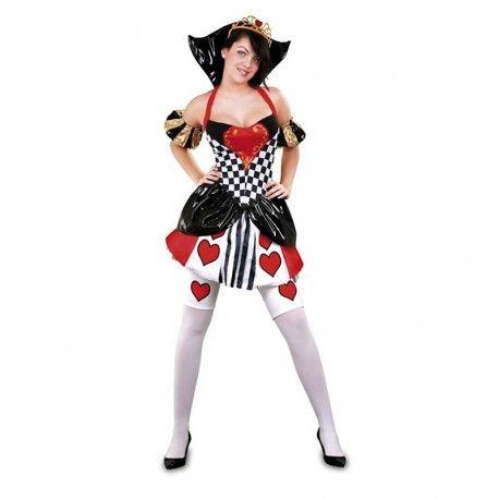 más de 25 ideas increíbles sobre disfraz de reina de corazones en