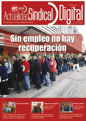 Ha salido Actualidad Sindical Digital 216 http://mcaugt.org/noticia.php?cn=20314