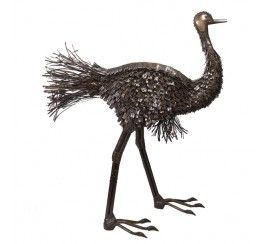 Emu Sculpture