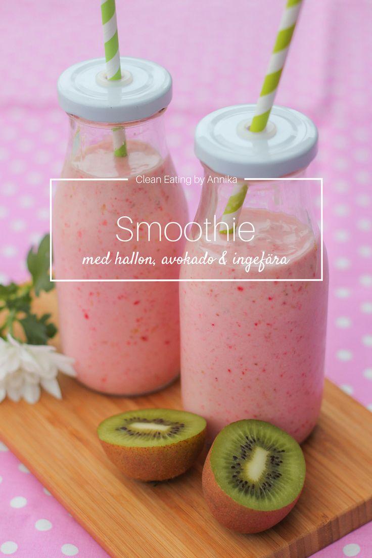 Här har du en riktigt god smoothie som funkar perfekt som frukost, mellanmål eller till och med som en lite bättre efterrätt. Avokadon ger en härlig krämig smak och bidrar med hälsosamma fetter som mättar länge. Jag använder kokosmjölk som bas och det ger en god lagom söt smak utan att söta extra. En god