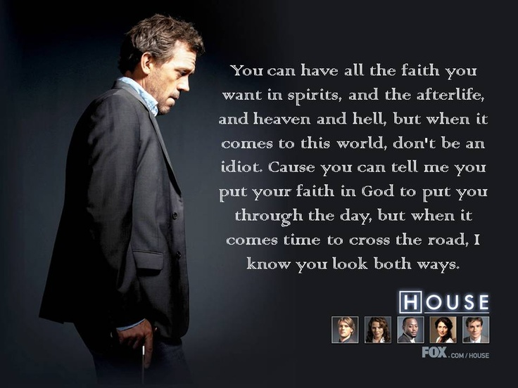 House M.D., An Exceptionally Amazing Show!
