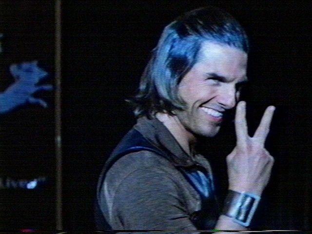 Tom Cruise As Frank TJ Mackey in Magnolia