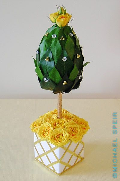 wedding topiary centerpieces - Google Search