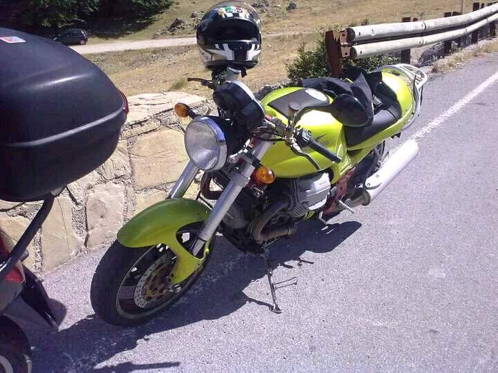Vendo moto Guzzi