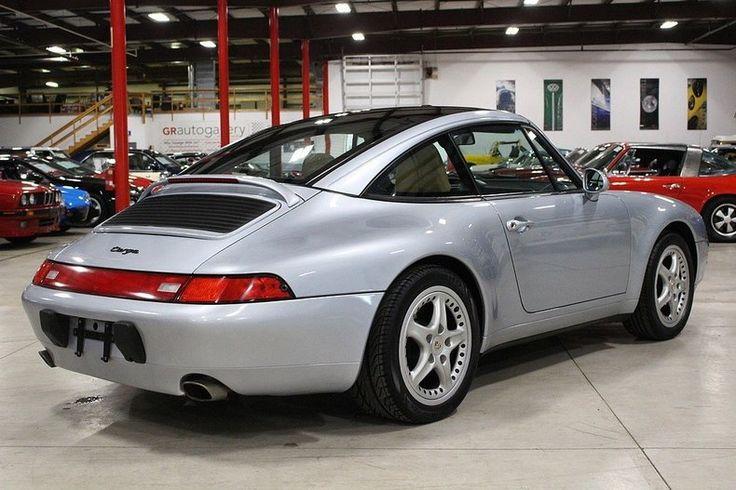 Porsche Targa Photo