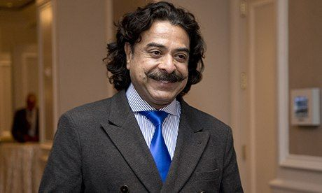 Billionaire Shahid Khan has grown in popularity among Jacksonville Jaguars' fanbase, despite being viewed with scepticism at first. Photogra...