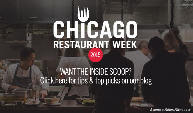 Chicago Restaurant Week #CookGirlCRAVE #TheChicagoProject