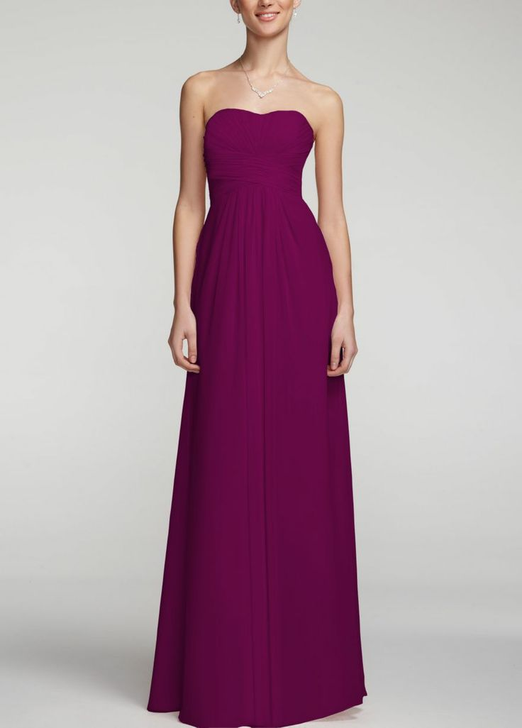 David\'s Bridal Purple Bridesmaid Dresses – fashion dresses