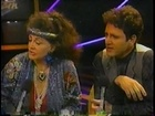 Frank Stallone and his mom, Jackie, on The Howard Stern show.
