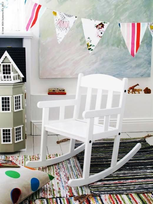 98 best ikea holiday gift guide 2014 images on pinterest for Childrens rocking chair ikea
