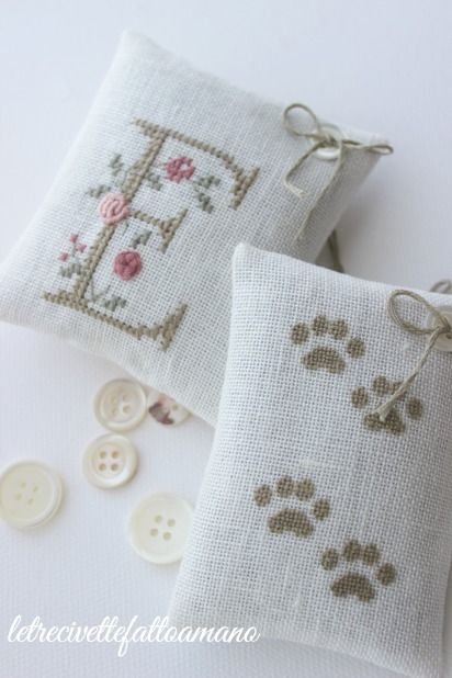 embroidery - ricamo