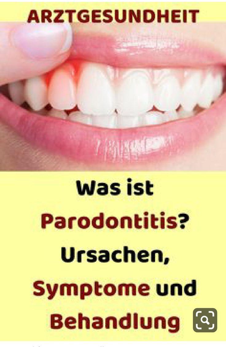 Parodontitis Ernährung