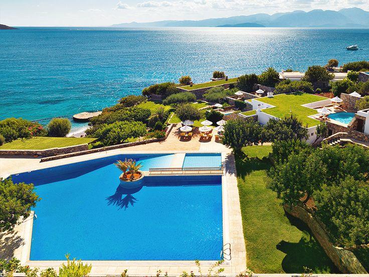 Elounda Mare Hotel, Elounda, Greece (Crete)...