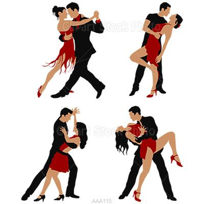 Salsa+Dancing+Silhouette | Latin Salsa Dance Silhouette