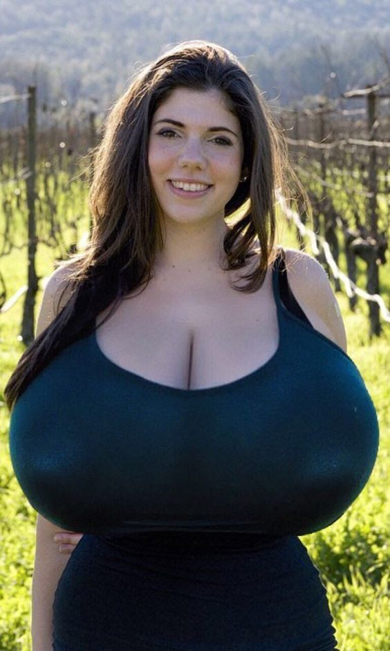 World's biggest boobs exhibition