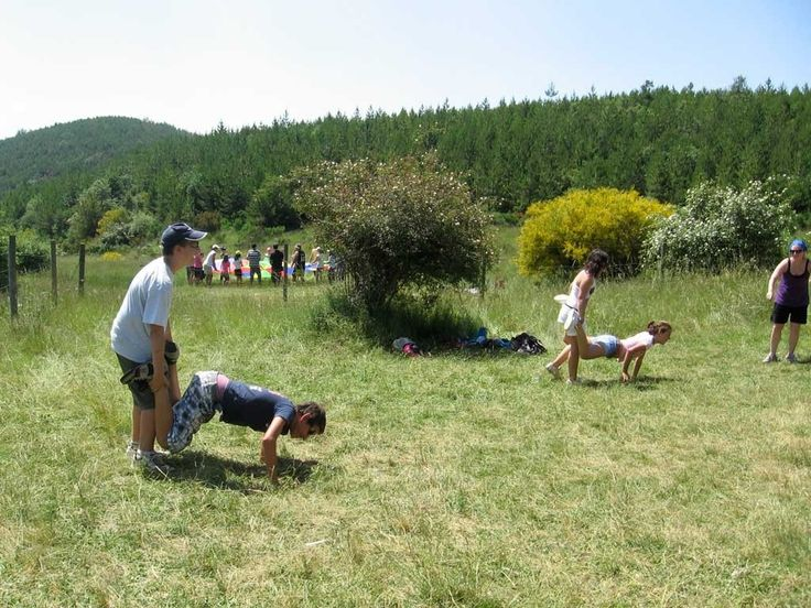 Galería de fotos » Excursiones - Subida al Refugio | GMR summercamps