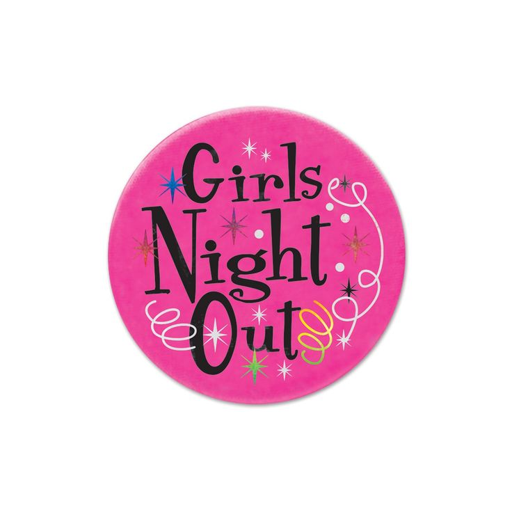 Porn girls night out party supply themes