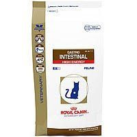Royal Canin Veterinary Diet Feline Gastrointestinal High Energy HE Dry Cat Food 8.8lb