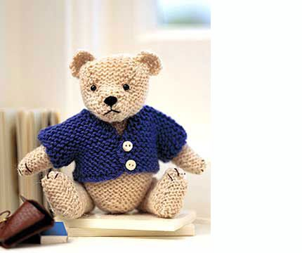 Knitting Patterns For Dolls And Teddy Bears : 17 Best images about Teddybear clothes on Pinterest