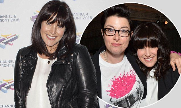 'There was something in the air': Anna Richardson on Sue Perkins