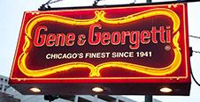 Gene And Georgetti Steakhouse | Chicago Steakhouse - So good - (now my mouth is watering...)