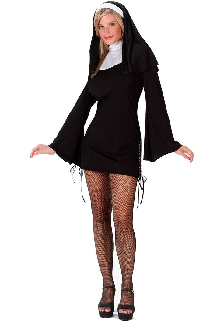 Naughty Nun - Hen Night Costume - Occupations Costumes at Escapade™ UK - Escapade Fancy Dress on Twitter: @Escapade_UK