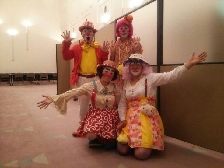 Japanese clown