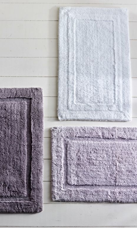 Best Spa Style Images On Pinterest Spa Bath Accessories And - Plush bath mat for bathroom decorating ideas