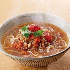 トマトラーメン by 茅乃舎 [クックパッド] 簡単おいしいみんなのレシピ ...