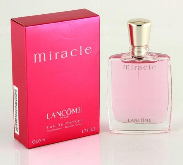 miracle lancome perfume