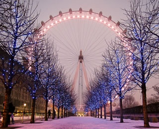 London Eye by Miche1 (via Creattica)