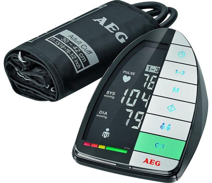 Измеритель давления (сфигмоманометр) AEG BMG 5677