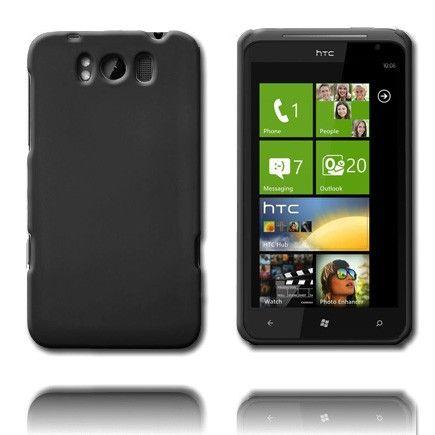 Hard Shell (Sort) HTC Titan Cover