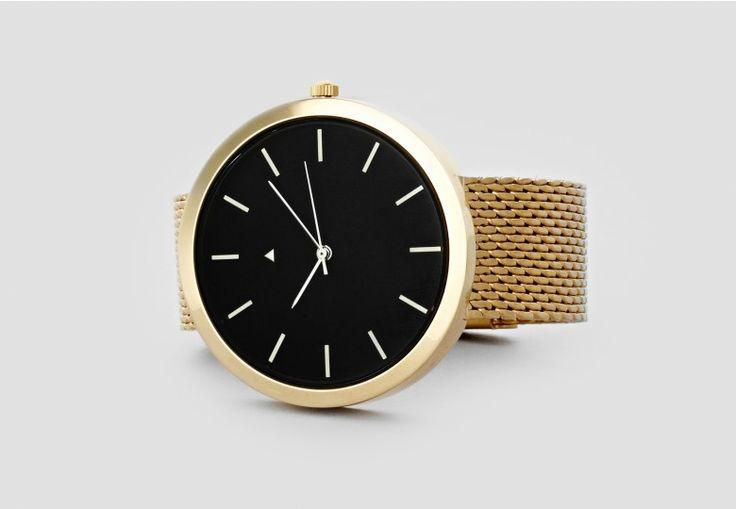 ARCHIBALD WATCH GOLD - Watches
