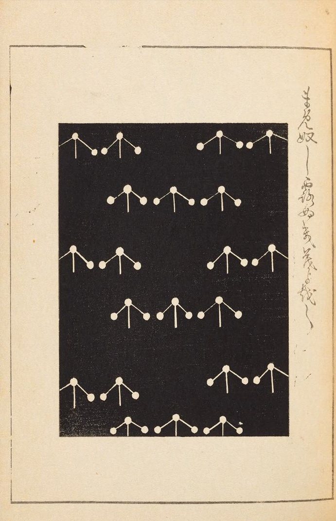 Early 1900s Japanese pattern