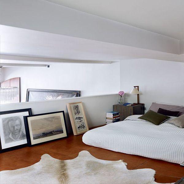 699 best bed on floor low bed ideas images on pinterest - Camas en el piso decoracion ...