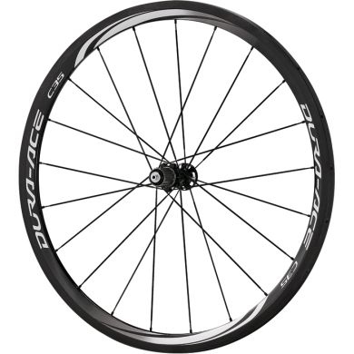 Shimano Dura Ace 9000 C35 Tubular Carbon Wheels - Pair