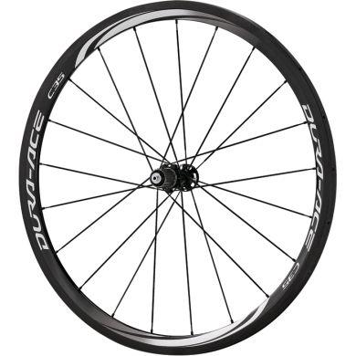 Shimano Dura Ace 9000 C35 Tubular Carbon Wheels - Pair