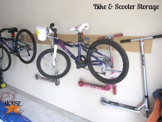 Bike & Scooter Storage