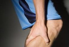 Calf raises strengthen your calf muscles, which are the soleus, gastrocnemius and plantaris. Over-exerting your calf muscles along with poor flexibility can result in calf tightness or stiffness and injury. Treatment consists of rest, ice and light stretches. Consult your physician if you have pain or persistent symptoms.