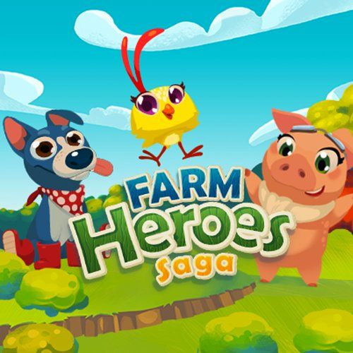 Farm Heroes Saga $2.99 #topseller