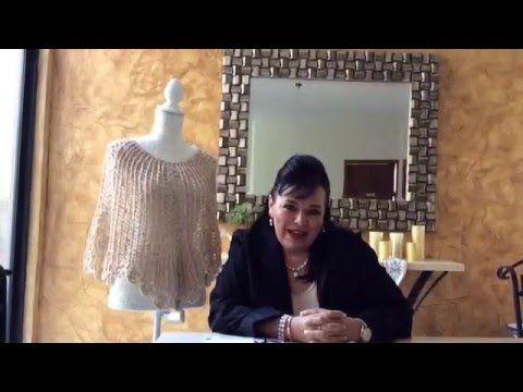 Capita Golden tejido a gancho fácil y rápido. - tejiendo con Laura Cepeda - YouTube